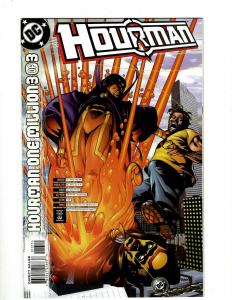 13 Hourman Comics #14 15 16 17 18 19 20 21 22 23 24 25 One Million #3 GK31