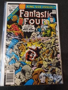 FANTASTIC FOUR #13 FF ANNUAL HIGH GRADE VF+