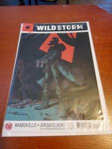 Wild Storm #4