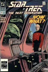 Star Trek: The Next Generation #17 VF/NM; DC | save on shipping - details inside