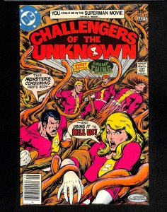 Challengers of the Unknown #82 (1977)