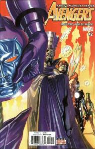 Avengers (7th Series) #2 VF/NM; Marvel | save on shipping - details inside
