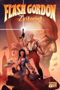 Flash Gordon: Zeitgeist #1B VF/NM; Dynamite   save on shipping - details inside