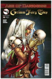 GRIMM FAIRY TALES #95 C, NM, 2005, 1st, Good girl, Rapunzel, more GFT in store