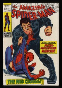 Amazing Spider-Man #73 FN+ 6.5