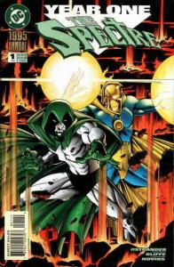 Spectre, The (3rd Series) Annual #1 VF/NM; DC | save on shipping - details insid