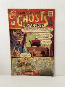 Many Ghosts of Dr. Graves #16 (1969)