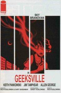 GEEKSVILLE #5, VF/NM, Rich Koslowski, 2000, Gary Sassaman, more indies in store
