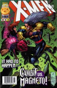 X-Men (2nd Series) #58 FN; Marvel | save on shipping - details inside