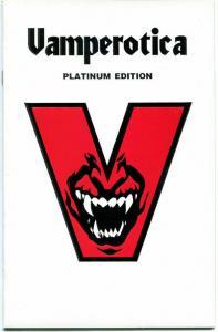 VAMPEROTICA PLATINUM edition #2, NM-, 1994,  Variant, Vampire, more in store