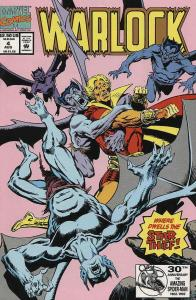 Warlock (3rd Series) #4 VF/NM; Marvel | save on shipping - details inside