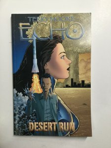 Echo Desert Run Volume Vol. 3 Three Tpb Softcover Very Fine 8.0 Abstract Studio
