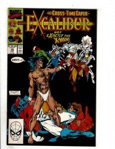 Excalibur #19 (1990) FO32