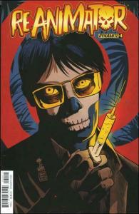 Re-Animator (Dynamite) #4A VF/NM; Dynamite | save on shipping - details inside