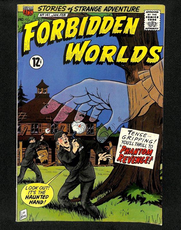 Forbidden Worlds #141 (1967)