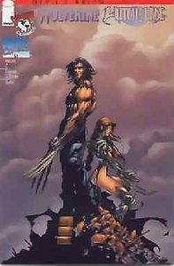 Wolverine/Witchblade #1A VF/NM; Image   save on shipping - details inside