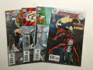 Brightest Day 8 14 Justice League Of America 42 48 Variant Set Lot Nm Dc Comics