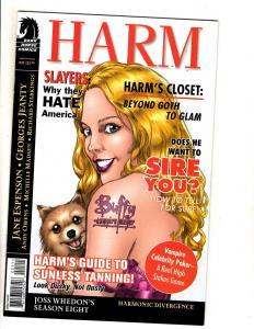8 Buffy The Vampire Slayer Dark Horse Comic Books # 21 22 23 26 27 28 29 34 J328