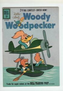 WOODY WOODPECKER 69 VF-NM COMICS BOOK