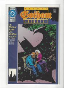 Batman Gotham Nights #1-4 SET (NM) Complete Mini DC COMICS