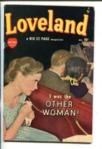 LOVELAND #1-1949-SHARKS-VIOLENT ROMANCE-SOUTHERN STATES PEDIGREE-vg
