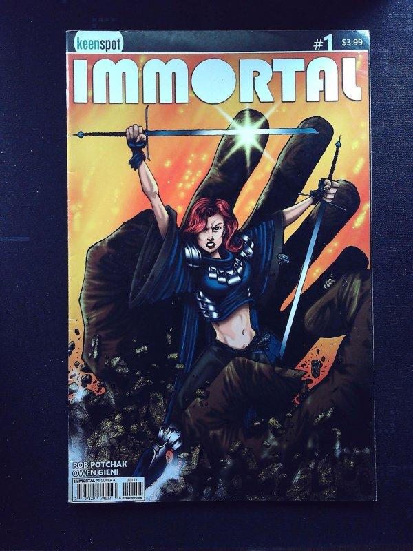 Immortal #1 (2017)