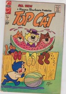 Top Cat #15