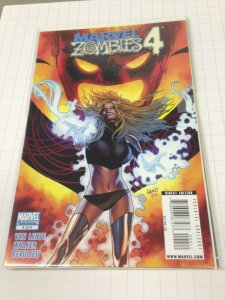 Marvel Zombies 4 1-4 set Avg. grade NM