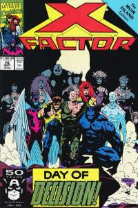 X-Factor (1986 series) #70, NM- (Stock photo)