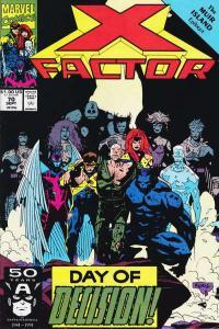 X-Factor (1986 series) #70, VF (Stock photo)