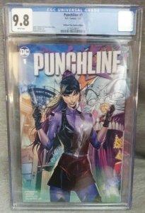Punchline Special #1 CGC 9.8 Gotham City Comics Edition