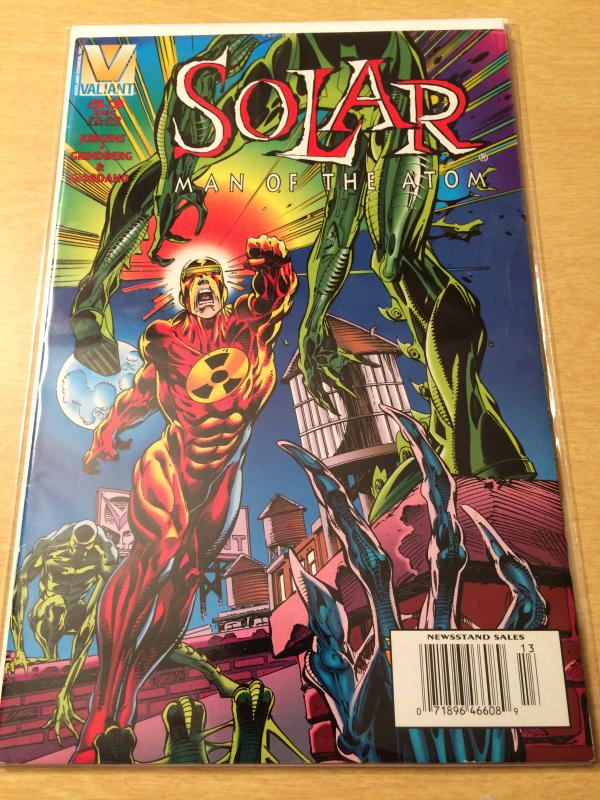 Solar: Man of the Atom #53
