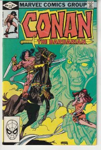 Conan The Barbarian(vol. 1) # 133  The Secret of The Crystal Mountain !
