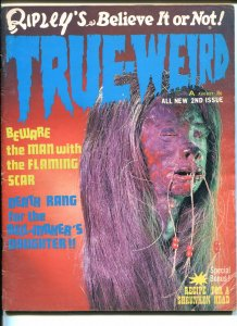Ripley's Believe it or Not - True Weird #2 1966- Iron Maiden- VG