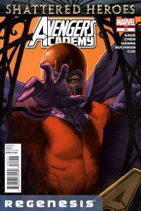 Avengers Academy #22, VF+ (Stock photo)