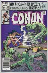 Conan the Barbarian   vol. 1   #128 FN