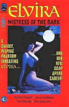 Elvira, Mistress of the Dark #11 VF; Claypool | save on shipping - details insid
