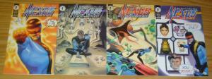 Nexus: Nightmare in Blue #1-4 VF/NM complete series - mike baron - steve rude