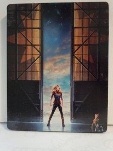 Captain Marvel (Blu-ray) STEELBOOK