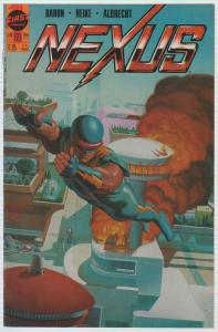 $.99 CENT SALE! - NEXUS #69 -  FIRST COMICS - BAGGED & BOARDED