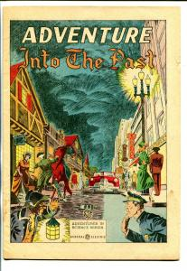 ADVENTURE INTO THE PAST  1948-GENERAL ELECTRIC-APG-17-6-PICTURE MEDIA-vg minus