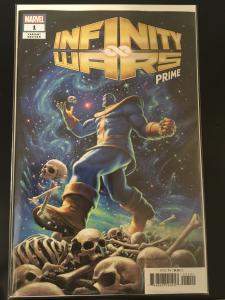 Infinity Wars Prime #1 Hildebrandt Variant