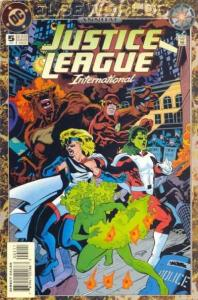 Justice League (1987 series) Annual #5, NM + (Stock photo)