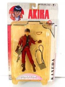 Figura/Figure: KANEDA de la serie AKIRA (McFarlane Toys)