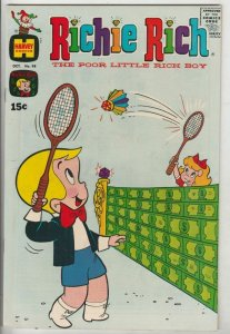 Richie Rich # 98 Strict VF/NM Appearance Little Lotta Cover Badmitton