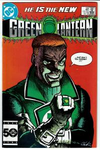 Green Lantern #196 (1st Series)   9.0 VF-NM