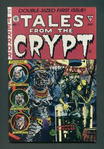 Tales From The Crypt #1  /  9.2 NM-   July 1990