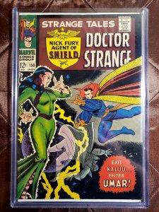 Strange Tales #150 (1966)