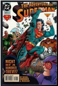 Adventures of Superman #520 (DC, 1995)