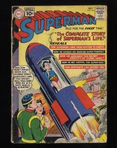 Superman #146 Fair 1.0